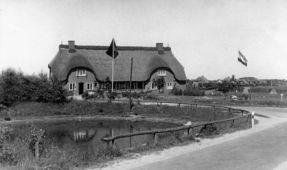 Schulgebäude Achterwehr 1956